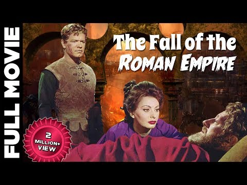 The Fall of the Roman Empire  Hollywood Movie  Sophia Loren, Stephen Boyd
