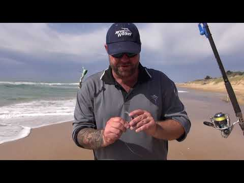 Oz Fish TV S7 E6 - Seaspray Surf Fishing On The 90 Mile Beach