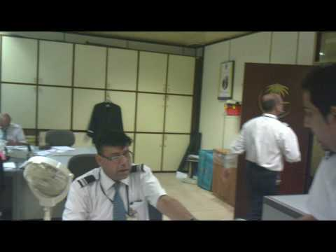 SV Staff in Karachi Traffic office  Part II
