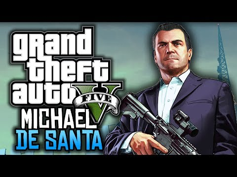 GTA 5: A Day In The Life of Michael! - (GTA 5 Funny Moments)