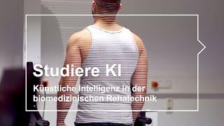 Künstliche Intelligenz in der biomedizinischen Rehatechnik