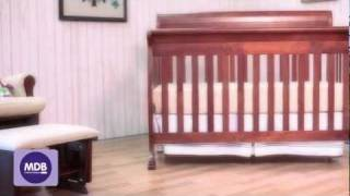Crib Safety: Safe Is Beautiful At Mdb