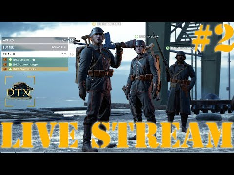 DTX  Live Stream 2 feat. The Night Shift