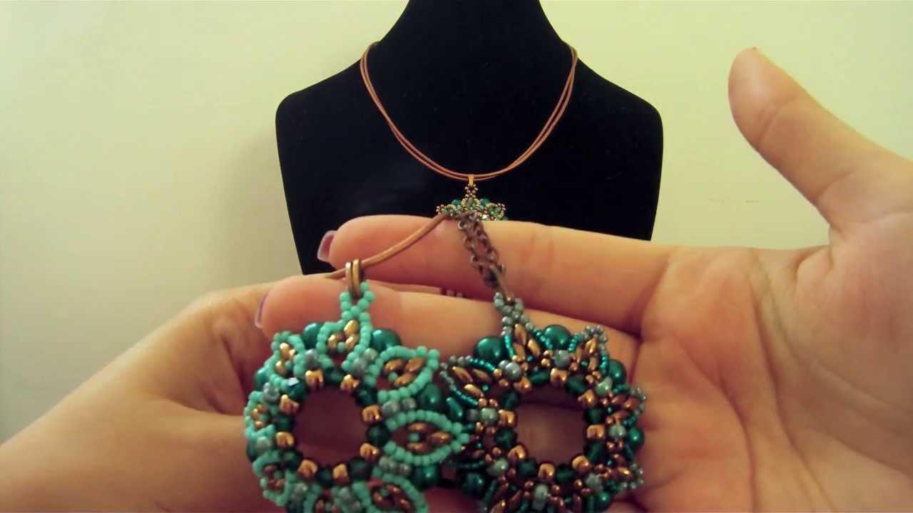 Video creazioni bijoux ciondoli laruna di ewa e for Creazioni fai da te