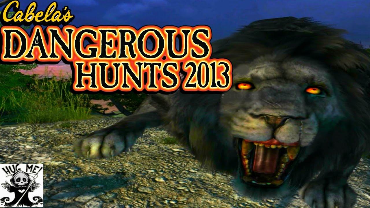 THE BLACK LION   Cabela's Dangerous Hunts 2013 Pt 3 (End ...