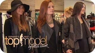vuclip Shoppen mit Heidi Klum   Germany's next Topmodel 2014   ProSieben