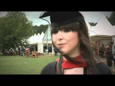 Esme Burford @ Staffs Graduation 2010