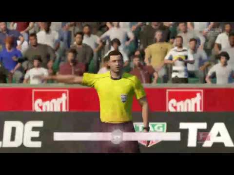 FIFA 17 Karriere/ Daniel Baier/ 34. Spieltag/ 20 Minuten