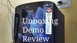 Samsung 5 star Digital Inverter refrigerator RR20R182XU8 HL 2019