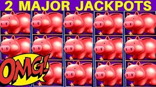 2 Major JACKPOT & Massive Handpay JACKPOT On BRAZIL SLOT! Harrah's SAN DIEGO