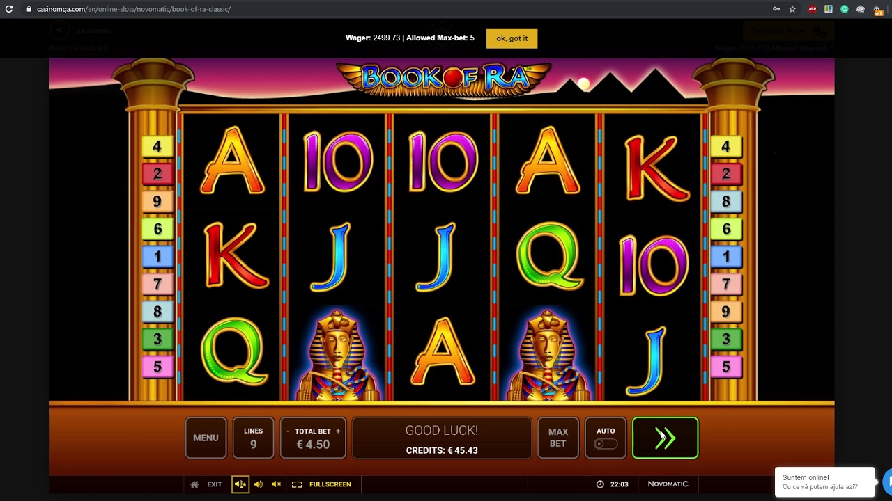 Online Slot Reviews