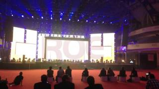 [ROE Visual][Linx] ROE Lin-30 Product Appearance to PRG LEA stage(concert led display) in Germany