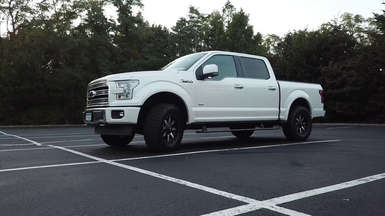 2017 Ford F 150 Limited Upgrades