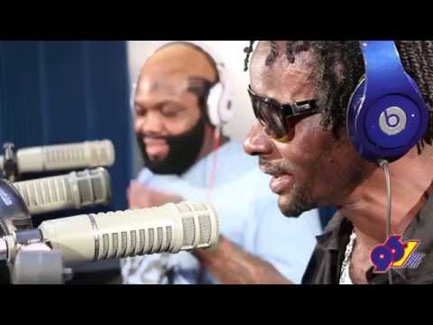 Demarco & Gully Bop Live On The Drive!