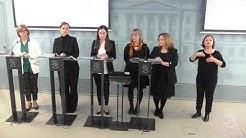 Hallituksen tiedotustilaisuus koronavirustilanteesta 16.3.2020