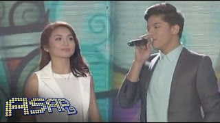 "Kathryn, Daniel sing ""Wouldn"