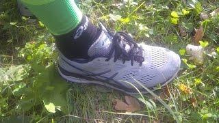 Тест кроссовок ASICS-33FA(Тесты СкиРан: кроссовки ASICS 33-FA. Асикс активно расширяет свою естественную серию кроссовок - 33. Сейчас в..., 2015-10-16T11:34:50.000Z)