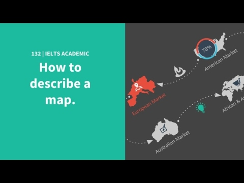 132 How to describe a map or plan