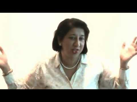 Biographer Rani Singh  on Sonia Gandhi