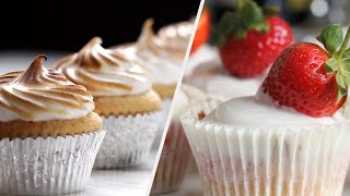5 Brilliant & Creamy Cupcakes Tasty