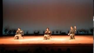 鶴岡鶴峰会が平成26年度鶴岡市中欧公民館の 文化祭で踊ったもの。