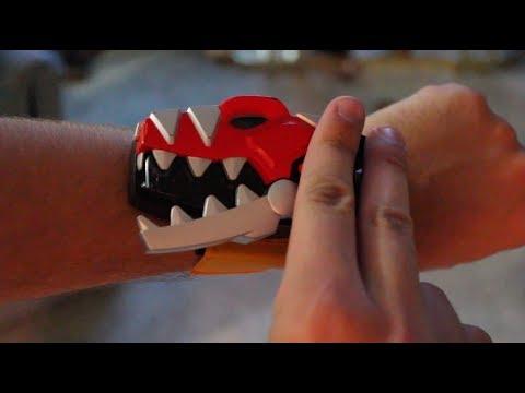 Dino Brace Test