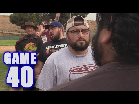 LOSER SHAVES THEIR BEARD & MISSES THE PLAYOFFS!   On-Season Softball League   Game 40