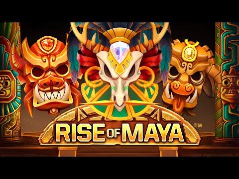 Rise of Maya™ Slot by NetEnt