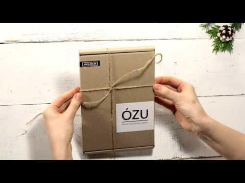 Как красиво упаковать блокнот