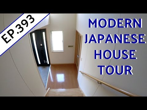 HOUSE TOUR: INSIDE OF A MODERN JAPANESE HOME | Life In Japan | EP ...