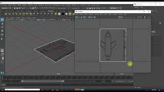Simple Ship Box Modeling - Setup Image Planes (Part 2)