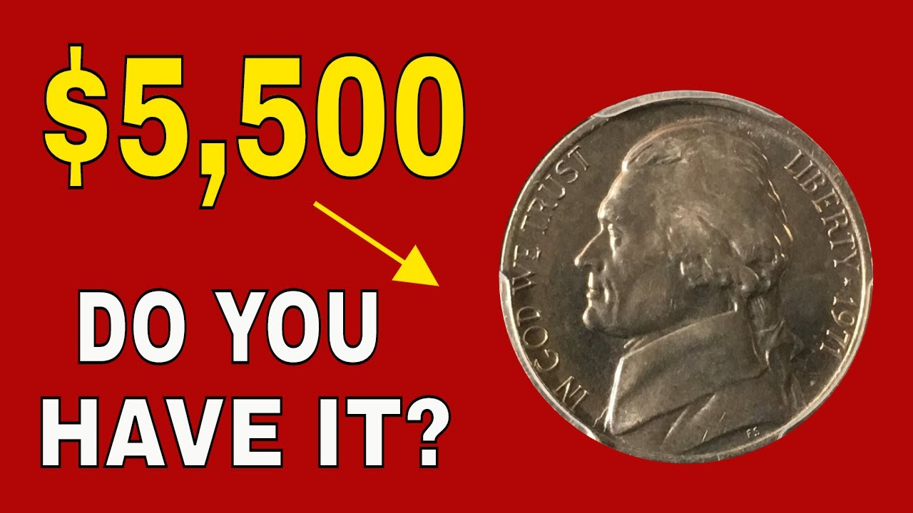 Rare nickels worth money to look for! No S nickel too!