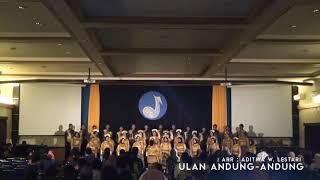 Video Spy Voice Choir - Ulan Andung Andung (arr. Aditiya W. Lestari) at LPSUA 2018, Indonesia download MP3, 3GP, MP4, WEBM, AVI, FLV Juli 2018