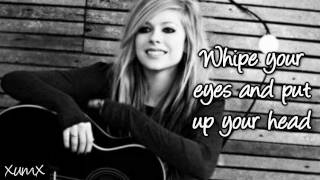 Darlin - Avril Lavigne Lyrics [HD]