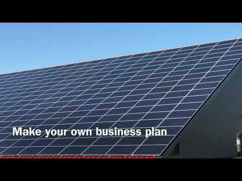 Solar Power Plant - Business Plan