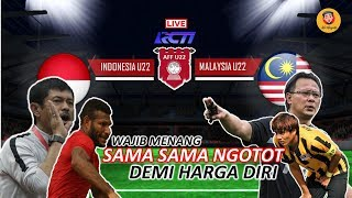 Download Video INDONESIA U22 VS MALAYSIA U22,WAJIB MENANG DEMI PELUANG MP3 3GP MP4