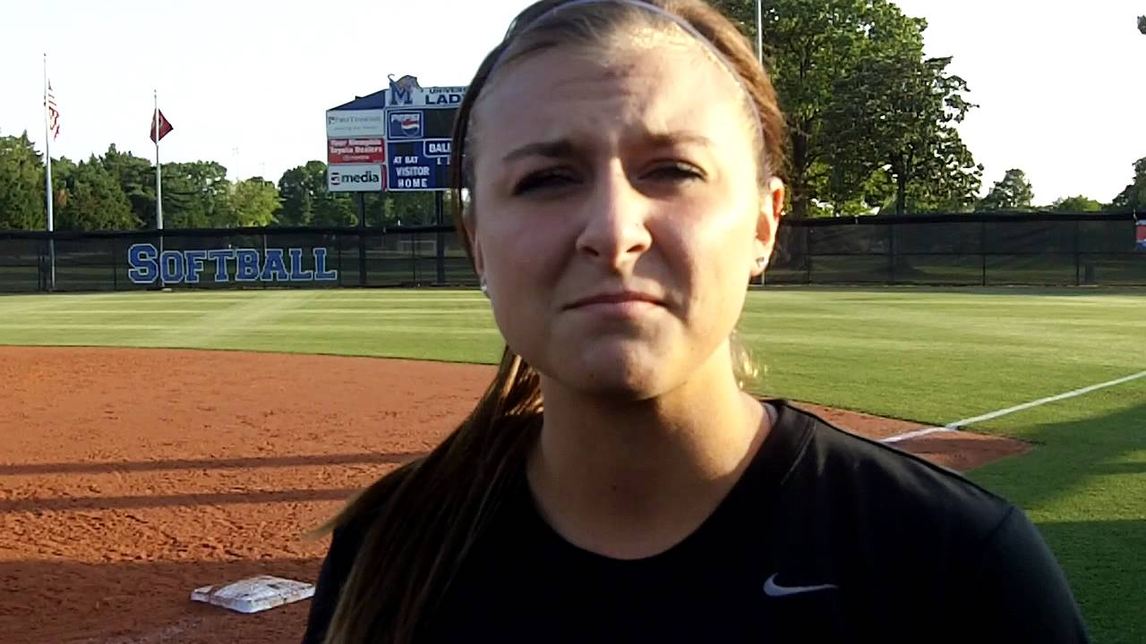 Memphis Softball Postgame Interview - Jami Miller vs ...