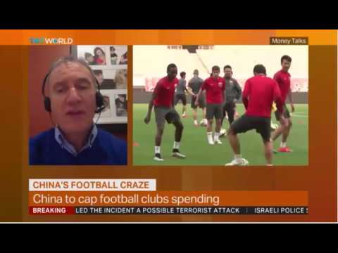 TRT Money Talks China Football