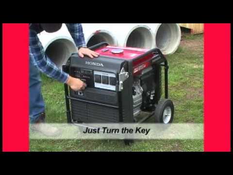 Honda EM50is EM65is Generators - Generator Store