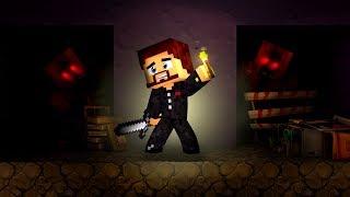 ПРЯТКИ В ТЕМНОТЕ С МОБАМИ В ТОРГОВОМ ЦЕНТРЕ В МАЙНКРАФТЕ - Minecraft