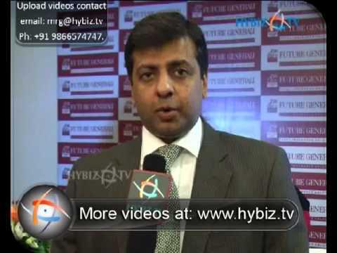 Deepak Sood,  Managing Director & CEO of Future Generali India Life Insurance Co, Ltd