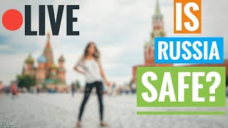 How Safe Is Russia ? | Live | MBBS In russia