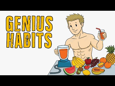 10 Morning Habits Geniuses Do Every Day!