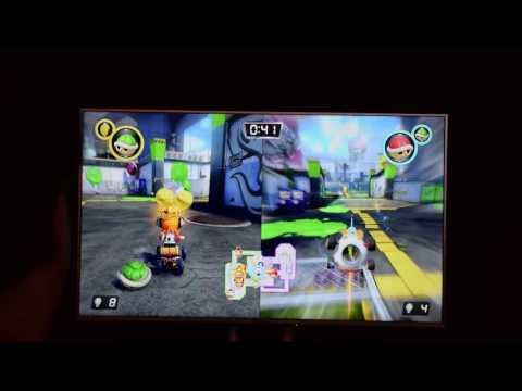 Let's Play MARIO KART 8 DELUXE ★ Nintendo Switch Presse-Event 13.01.2017