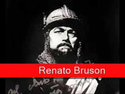 Renato Bruson: Verdi - La Forza del Destino, 'Morir! Tremenda cosa! Urna fatale del mio destino'
