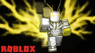 FLASH VS GODSPEED IN ROBLOX (Marvel vs Dc Heroes) iBeMaine