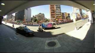 acti kcm 7911 outdoor fisheye 180 degree arcade