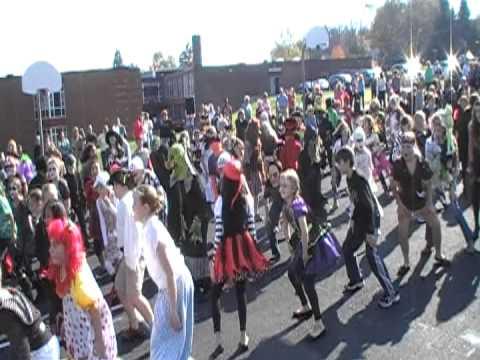 Onondaga Hill Middle School Halloween