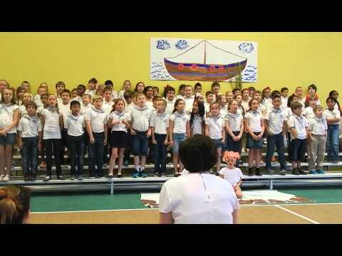 Socrates Academy - Summer Performance 2015 - 2nd Grade