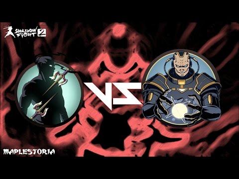 SHADOW FIGHT 2: HACKER TITAN! (Harbinger Sais) - 동영상